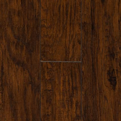 12mm Commonwealth Rustic Hickory 24Hr Water-Resistant Laminate Flooring 6.22in. Wide x 50.63in. Long
