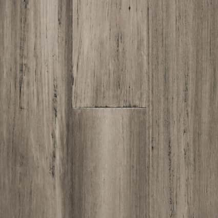 3/8 in. Cordova Strand Distressed Wide Plank Engineered Click Bamboo Flooring 5.125 in. Wide