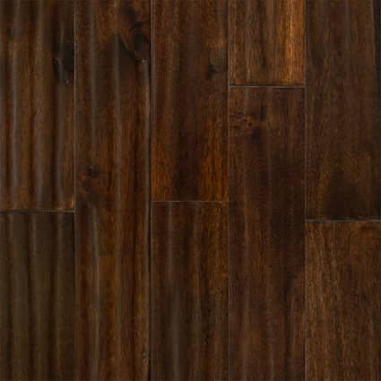 3/4 in. Palm Acacia Distressed Solid Hardwood Flooring 4.75 in. Wide