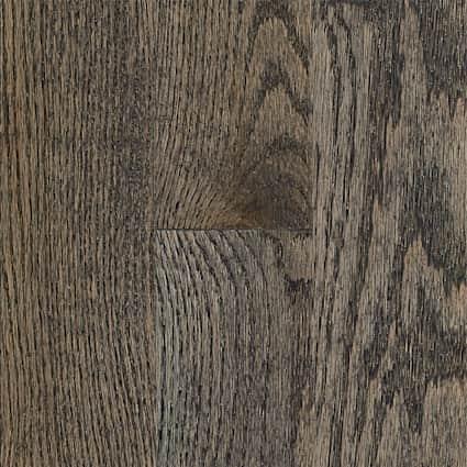 3/4 in. Slate Oak Solid Hardwood Flooring 3.25 in. Wide