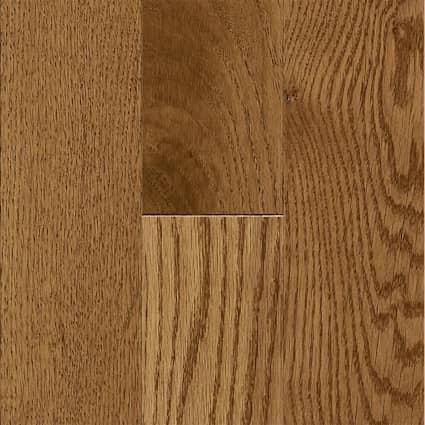3/4 in. Warm Spice Oak Solid Hardwood Flooring 3.25 in. Wide