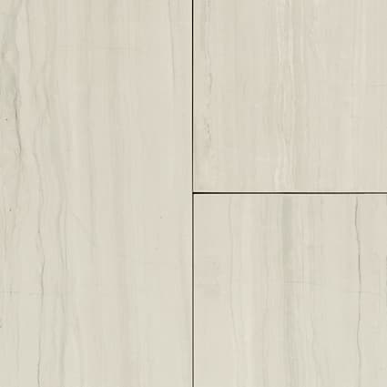 12 in. x 24 in. Cabrillo Gray Porcelain Tile