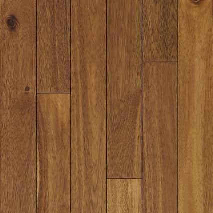 3/4 in. Gold Coast Acacia Solid Hardwood Flooring 3.5 in. Wide