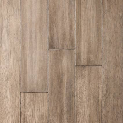 3/4 in. Misty Point Distressed Solid Hardwood Flooring 3.5 in. Wide