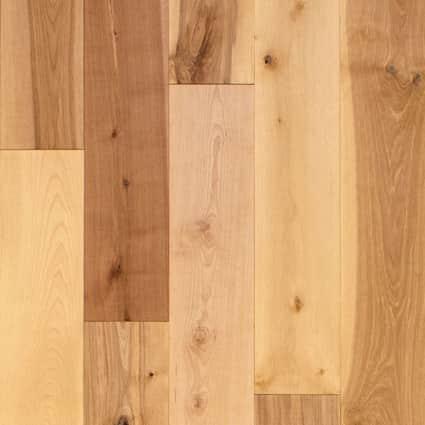 3/4 in. Bellingham Distressed Solid Hardwood Flooring 5.25 in. Wide