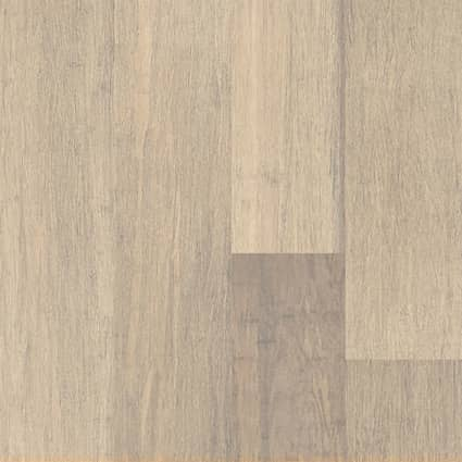 6mm Dove Springs Extra Wide Plank Engineered 72 Hour Water-Resistant Bamboo Flooring 7.5 in. Wide