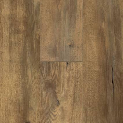 6mm w/pad Loire Valley Oak Waterproof Rigid Vinyl Plank Flooring 7 in. Wide x 48 in. Long