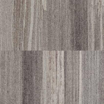 5mm w/pad Coastal Riviera Linen Waterproof Rigid Vinyl Plank Flooring 18 in. Wide x 18 in. Long