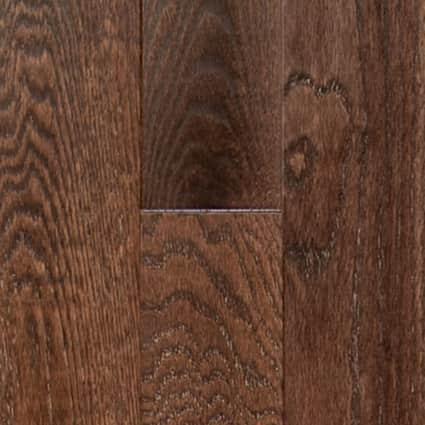 3/4 in. Stratford Oak Distressed Solid Hardwood Flooring 5 in. Wide