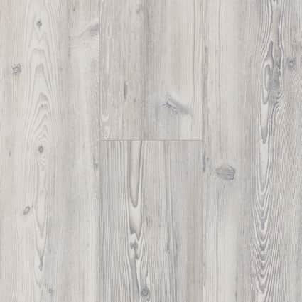 12mm Frosted Pine Laminate Flooring 7.6 in. Wide x 54.45 in. Long