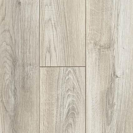 10mm+pad Delaware Bay Driftwood Laminate Flooring 7.6 in. Wide x 54.45 in. Long