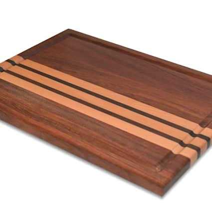 Abbottstown 1 in x 15 in x 20 in Butcher Block Cutting Board