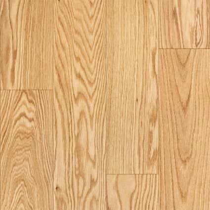 1/2 in. Select Red Oak Quick Click Engineered Hardwood Flooring 4.75 in. Wide