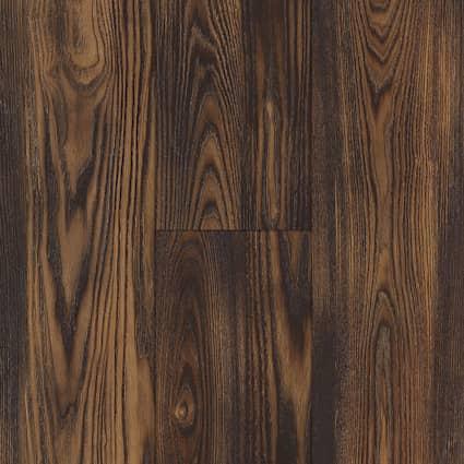 5mm w/pad Bourbon Barrel Oak Waterproof Rigid Vinyl Plank Flooring 7.56 in. Wide x 48 in. Long