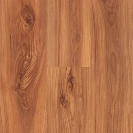5mm w/pad Rainier Cherry Waterproof Rigid Vinyl Plank Flooring 7.13 in. Wide x 48 in. Long