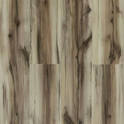 6mm w/pad Verona Myrtle Waterproof Rigid Vinyl Plank Flooring 7.13 in. Wide x 48 in. Long