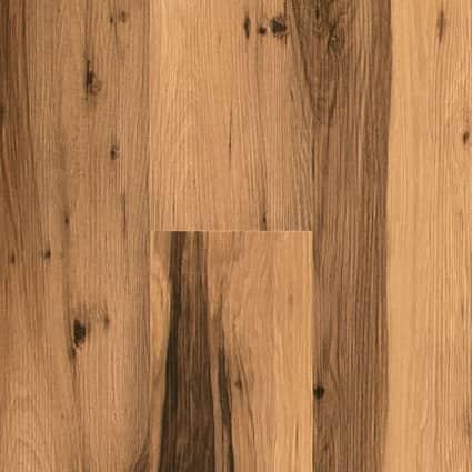 3mm Mojave Hickory Waterproof Luxury Vinyl Plank Flooring 6.3 in. Wide x 48 in. Long