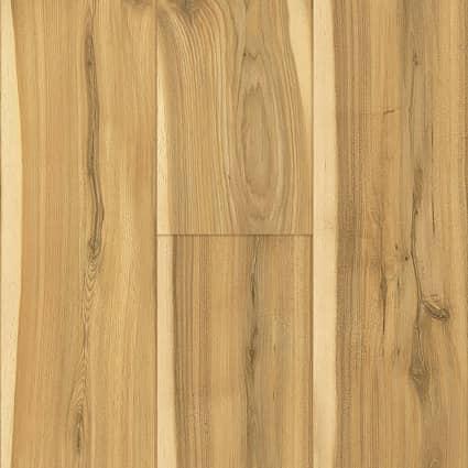 6mm w/pad Rocky Hill Hickory Waterproof Rigid Vinyl Plank Flooring 5 in. Wide x 48 in. Long