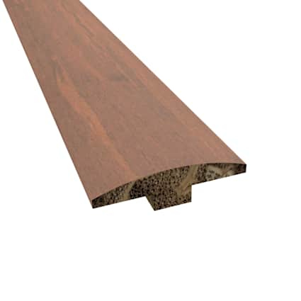 """1/4"""" x 2"""" x 72"""" Prefinished Cape Town Bamboo T-Molding"""