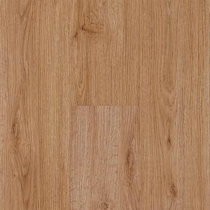 6mm European Oak Waterproof Cork Flooring 7.677 in. Wide