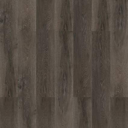 6mm Rustic Grey Oak Waterproof Cork Flooring 7.677 in. Wide