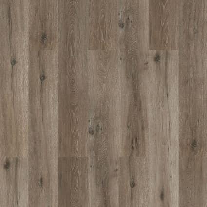 6mm Rustic Fawn Oak Waterproof Cork Flooring 7.677 in. Wide