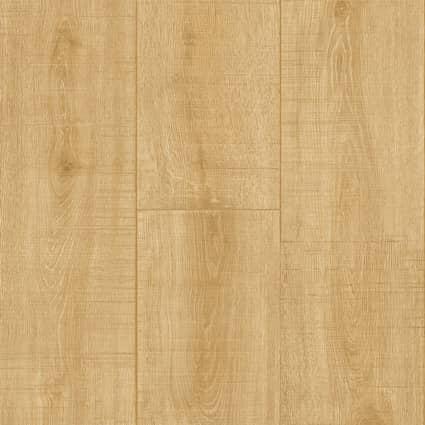 12mm Medallion Oak Xtend 24 Hour Water-Resistant Laminate Flooring 9.13 in Wide x 46.6 in Long
