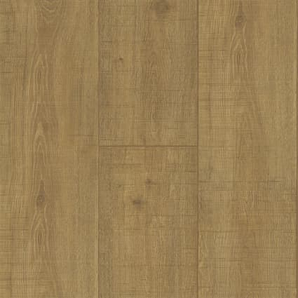 12mm Orchard Oak Xtend 24 Hour Water-Resistant Laminate Flooring 9.13 in Wide x 46.6 in Long
