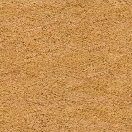 10.5mm Golden Jewel Click Cork Flooring 11.625 in. Wide