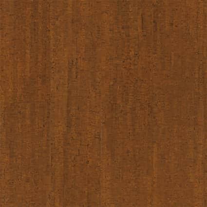 10.5mm Wintergreen Chestnut Click Cork Flooring 7.28 in. Wide