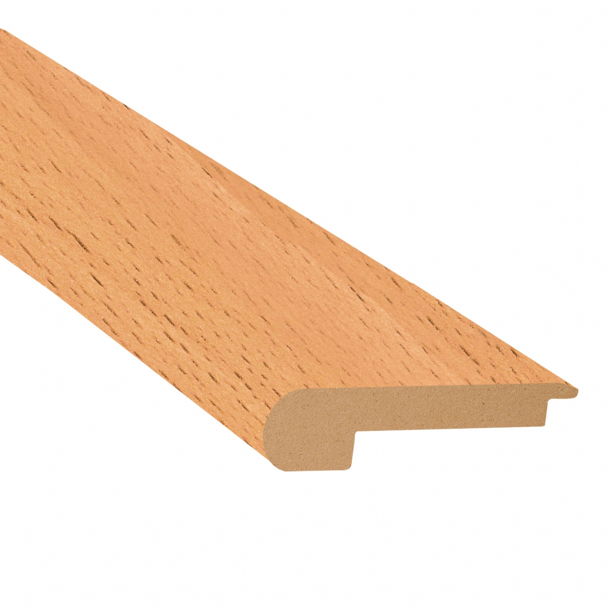 American Beech Laminate 2 3 In Wide X 7 5 Ft Length Stair Nose Ll Flooring