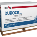 "Durock 1/2"" x 3' x 5' EdgeGuard Cement Board"