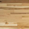 Matte Hickory Natural Engineered Hardwood Flooring Large Swatch