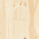 3/4 in. x 6 7/8 in. New England Edge and Center Bead White Pine Unfinished Solid Hardwood Flooring