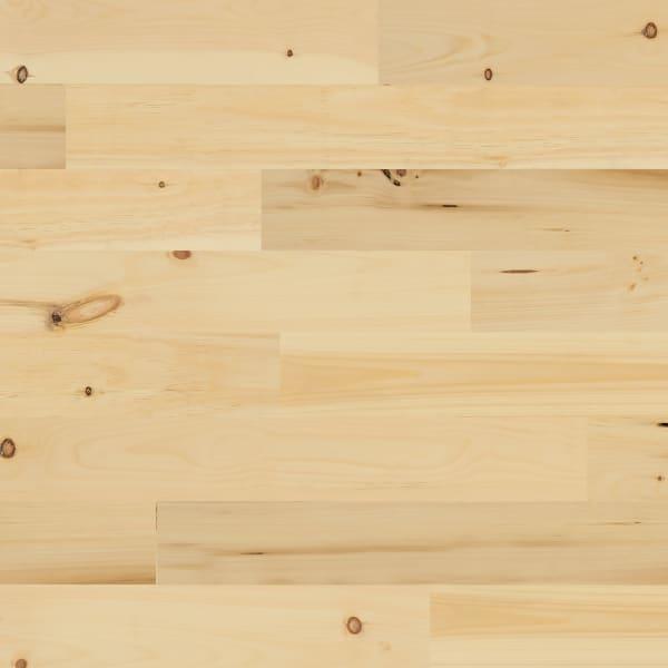 New England White Pine Unfinished Solid Hardwood Flooring