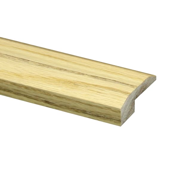 Prefinished Red Oak Hardwood 5/8 in thick x 2 in wide x 6.5 ft Length Threshold