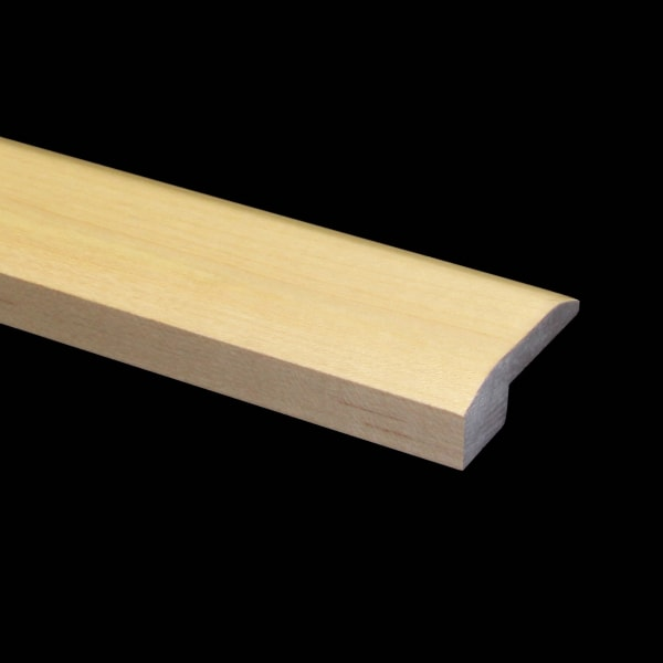 Prefinished Maple Hardwood 5/8 in thick x 2 in wide x 6.5 ft Length Threshold