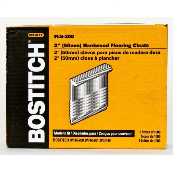 """L-Cleat Bostitch 16G  2""""  1000 ct"""