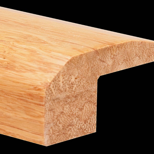 Prefinished Natural Strand Bamboo 5/8 in thick x 6 ft Length Threshold