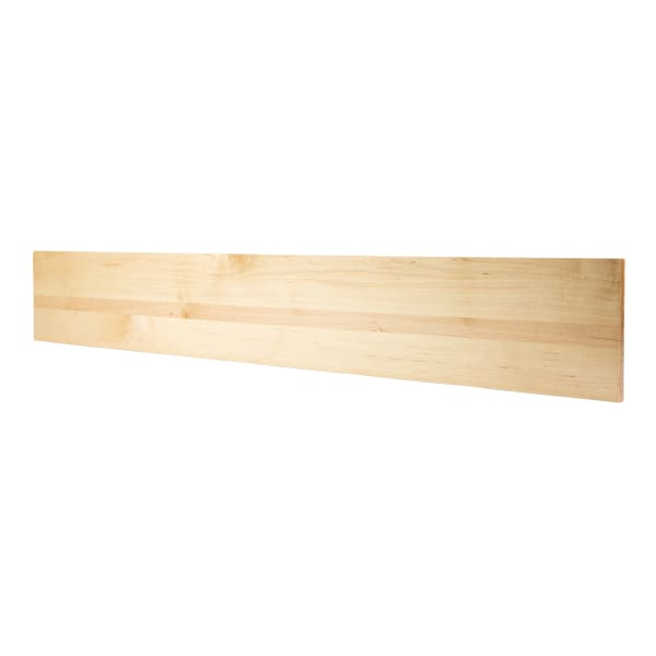 Prefinished Maple 3/4 in thick x 7.25 in wide x 48 in Length Riser