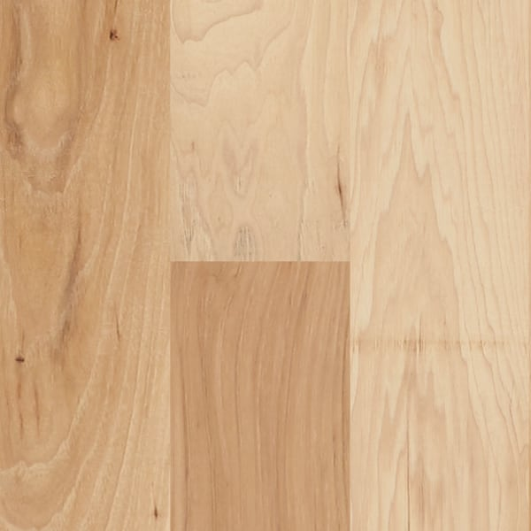 3/4 in. x 5 in. Hickory Unfinished Solid Hardwood Flooring