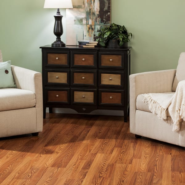 Cinnabar Oak Laminate Flooring