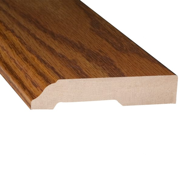 LAM Butterscotch Oak 7.5' Baseboard