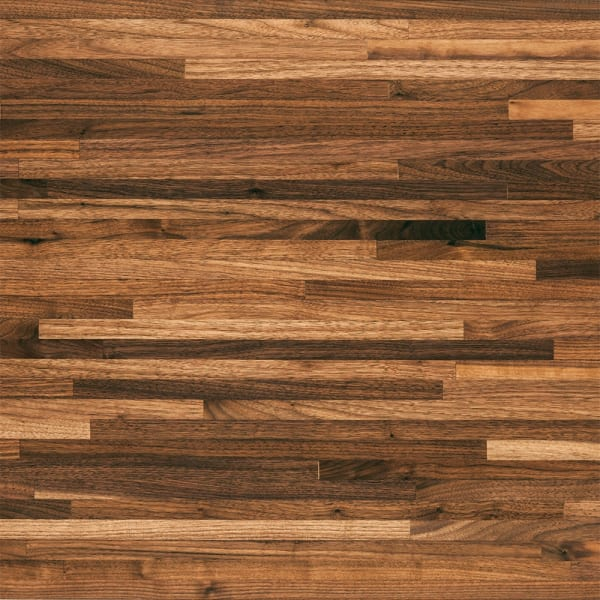 "Williamsburg Butcher Block Company 1-1/2""x 25"" x 8' American Walnut Countertop"