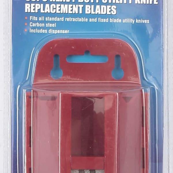 Utility Blades - 50pk