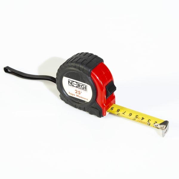 "Tape Measure 1"" x 25'"