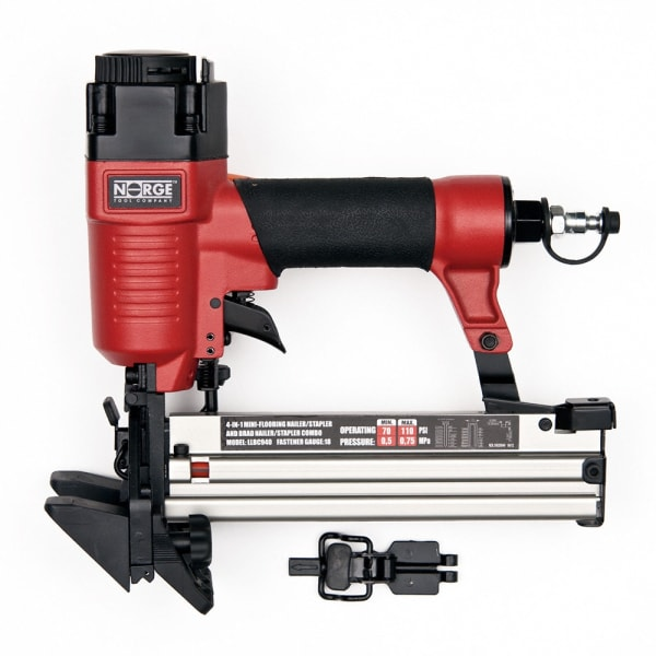 Norge 4-in-1 18G Air Nailer/Stapler