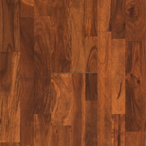 Burnished Acacia Solid Hardwood Flooring