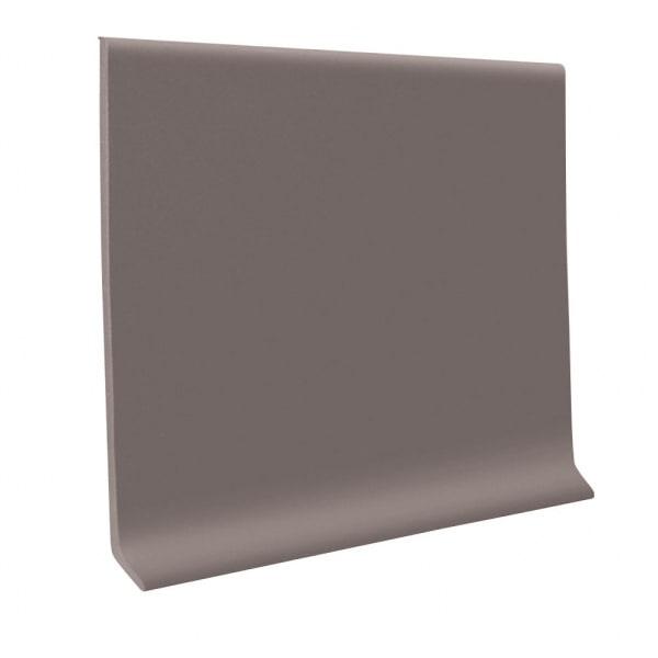 Vinyl Gray Baseboard