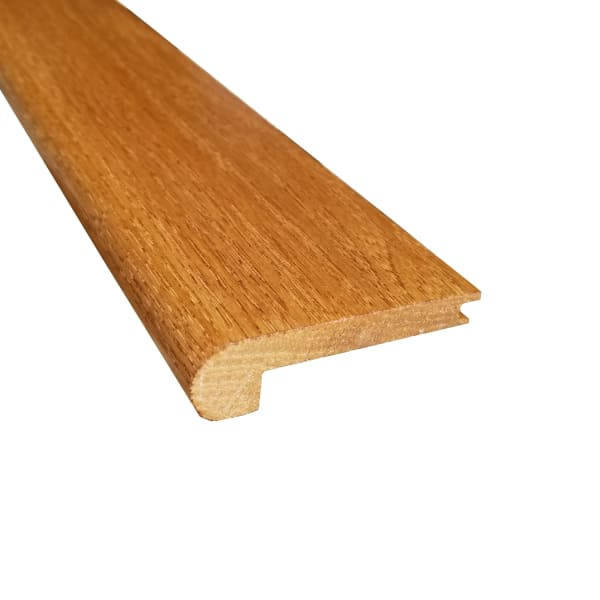 Prefinished Butterscotch Hardwood Stair Nose